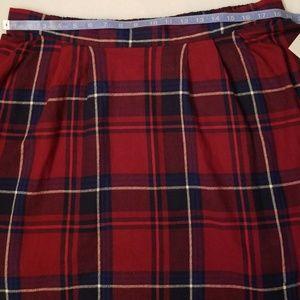 Old Navy plaid mini skirt - NWT